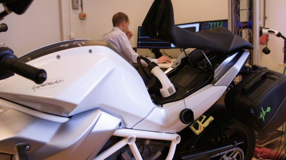 ElaadNL - Elektrische Motor - Energica