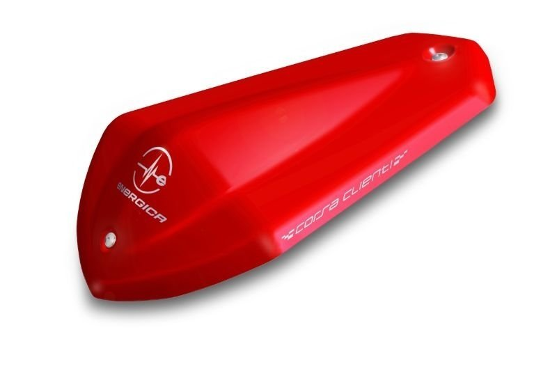 Energica Ego Duo Cover Pasion Red - Corsa Kit Clienti