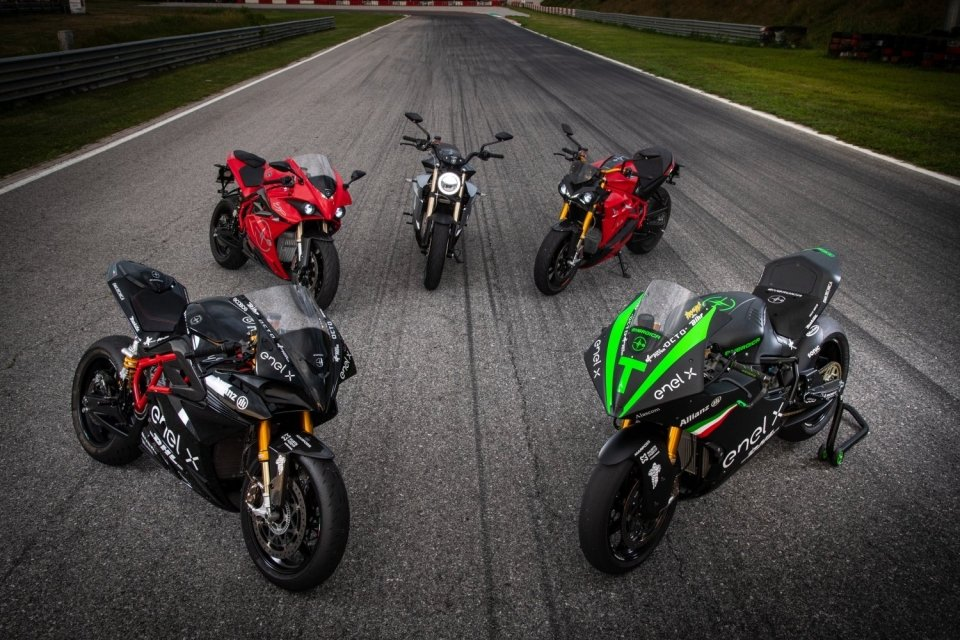 Energica RS Line Up!