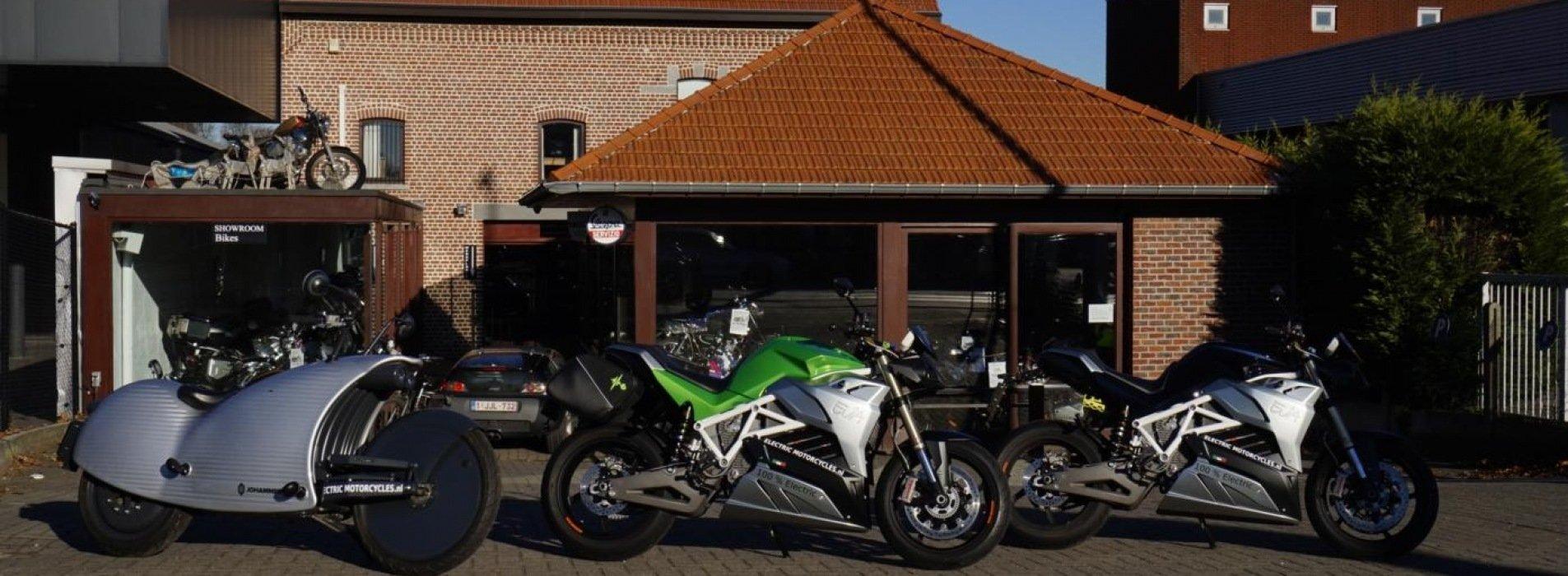motorfiets belgie