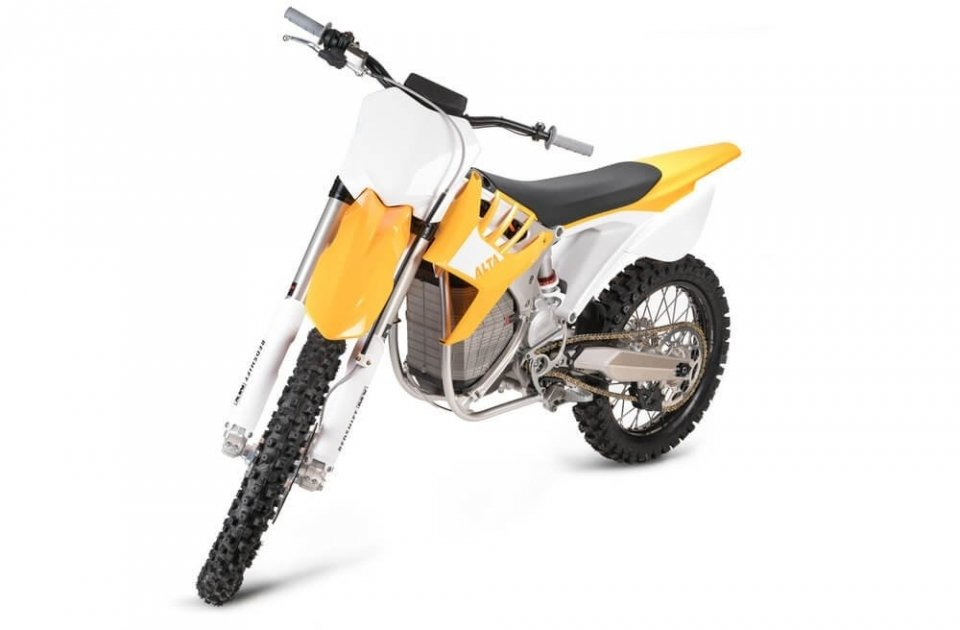 Alta Motors Redshift MX, Elektrische Crossmotor