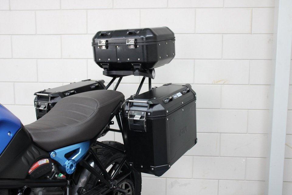 Energica EsseEsse9 Horizon GIVI Trekker Kofferset 3