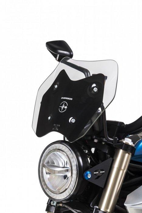 Energica EsseEsse9 met scherm - elektrische motorfiets