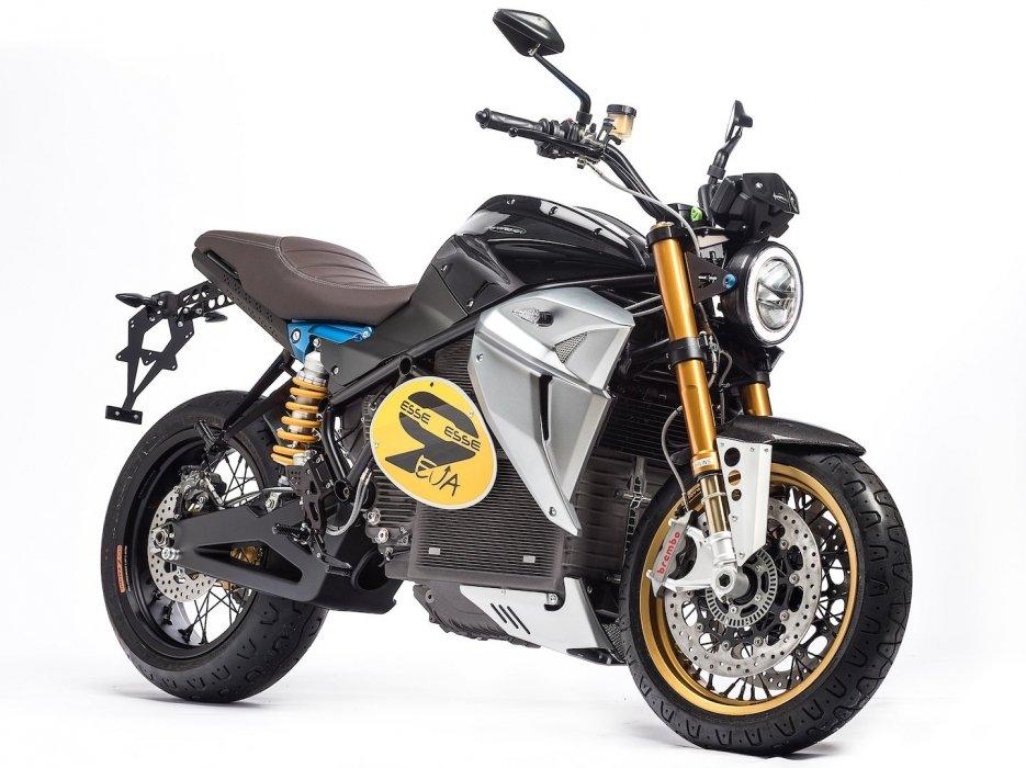 Energica EsseEsse9 Special - Elektrische Motor met Snelladen