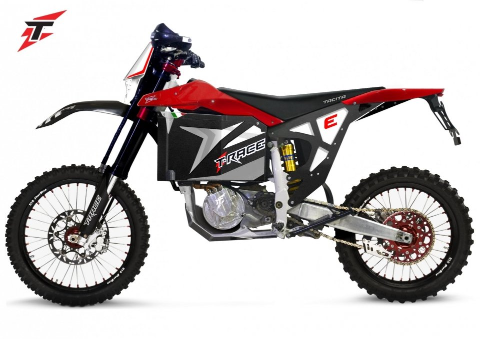 Tacita T-Cross Electric Enduro Motorcycles - Elektrische Enduro Motor